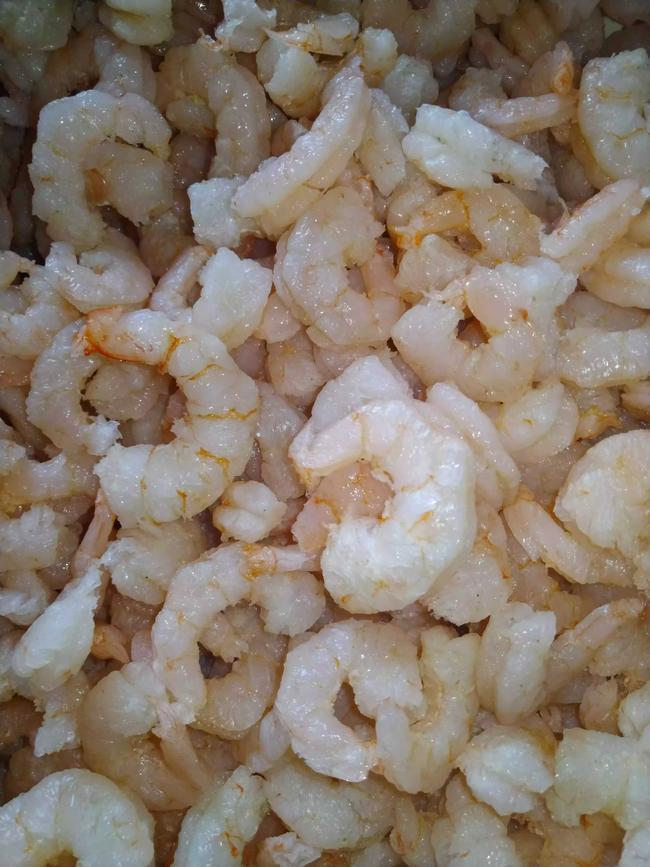 Ceviche de camarón 10oz