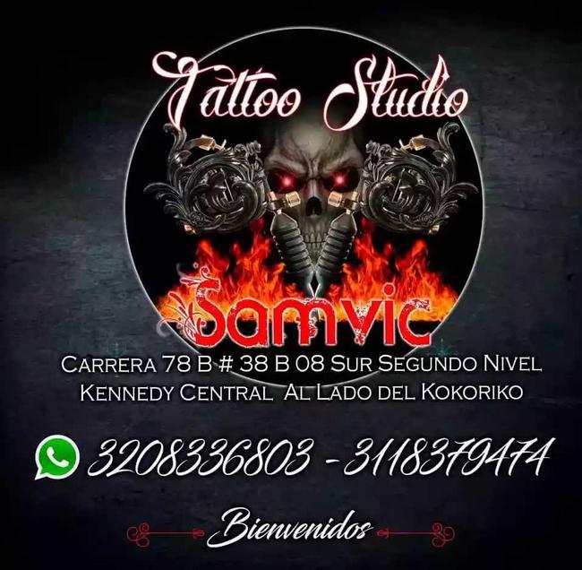 Tatuaje Studio Samvic