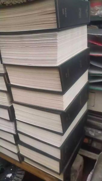 Encuadernación de documentos
