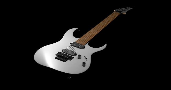 Guitarra eléctrica marca Eagle