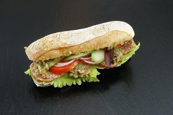 Sándwich super