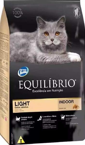 Equilibrio Light gato adulto 1,5 kg