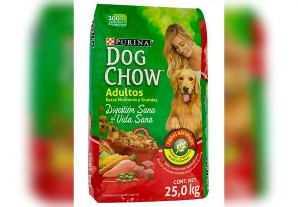 Dog Chow Adulto 25 kg.