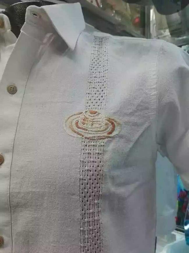 guayabera Tipo Ejecutivo en lino
