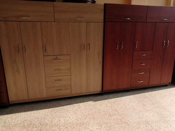 Closet modular de 180 cm