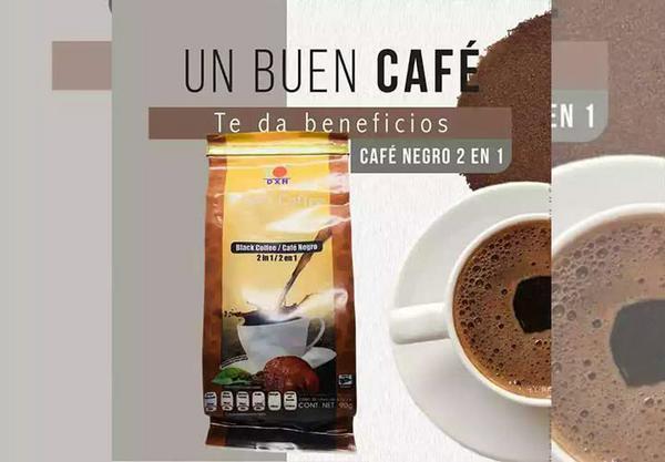 Bolsa con 20 bolsitas individuales de café soluble por $350 MXN