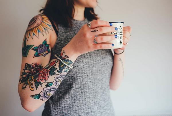 Tatuaje estilo americano