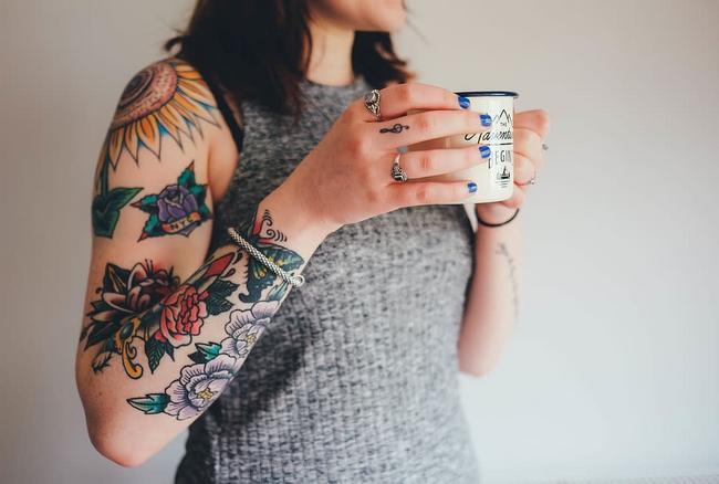 Tatuaje estilo americano desde $500 MXN