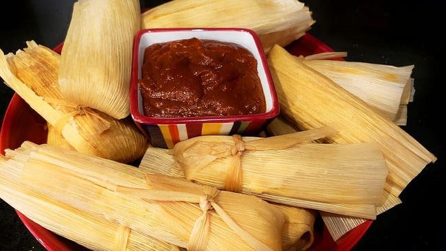 Paquete familiar de tamales