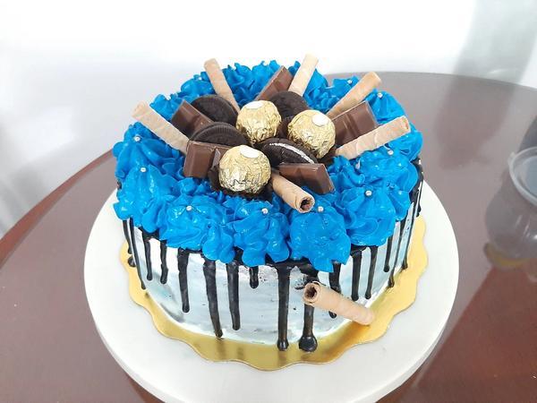 Drip cake brands