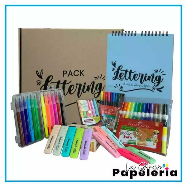 Pack Lettering Ref #1