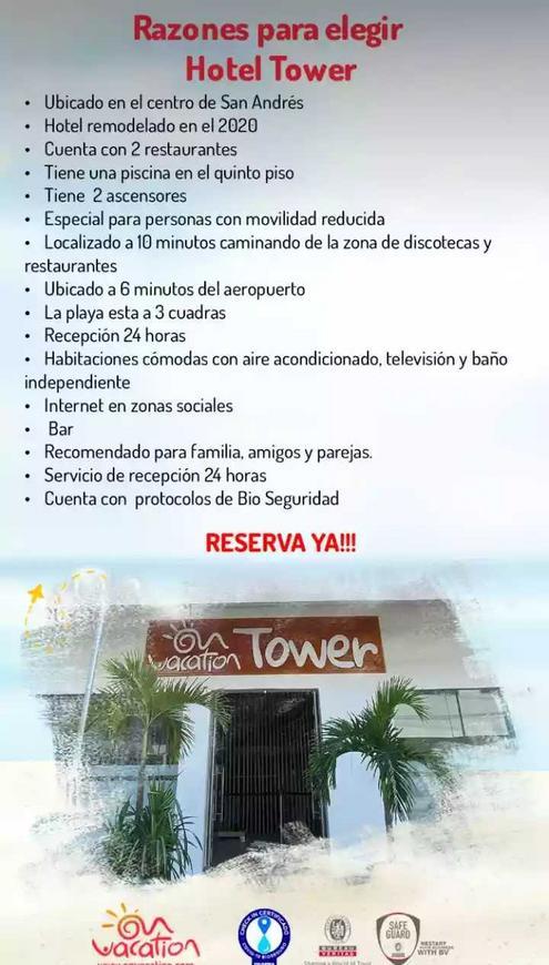 Viaje a San Andrés todo incluido