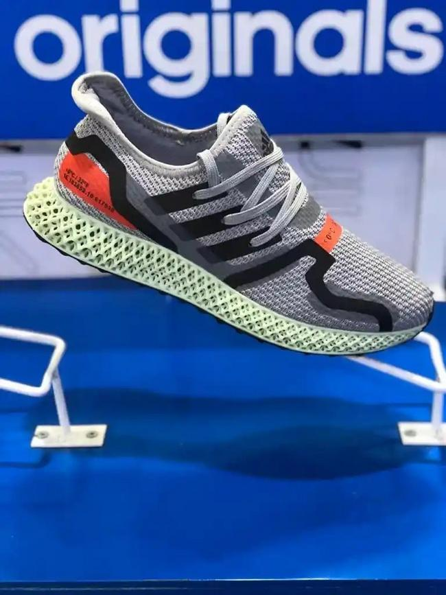 Zapatillas grises réplica Adidas