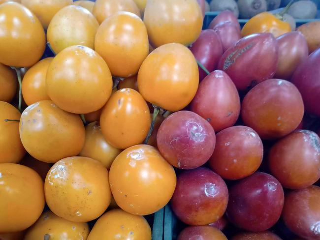 Libra de tomate de árbol