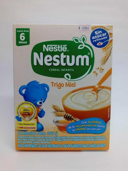Nestlé Nestum de 350 gramos