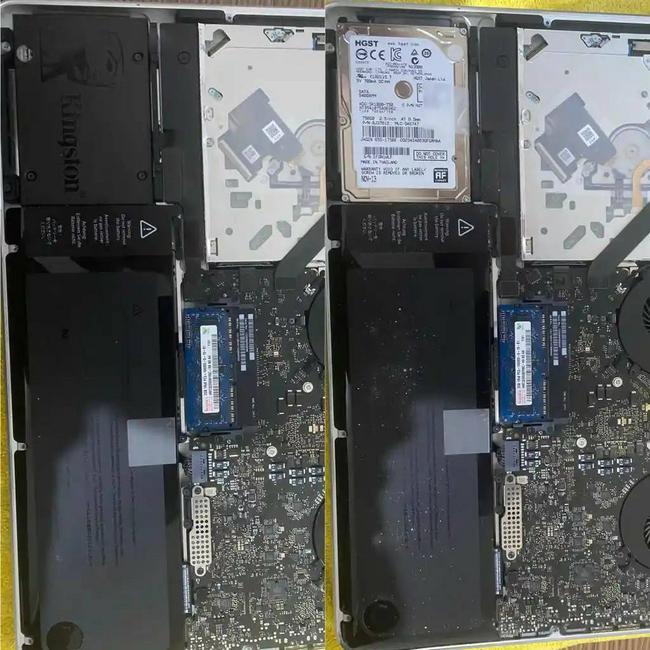 Reparación y Actualización de Equipos Mac