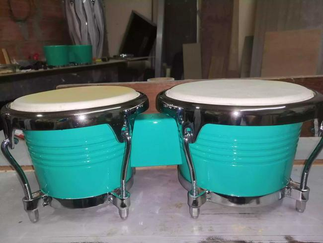 Bongo BLP color azul