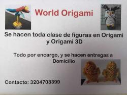 Clases en origami