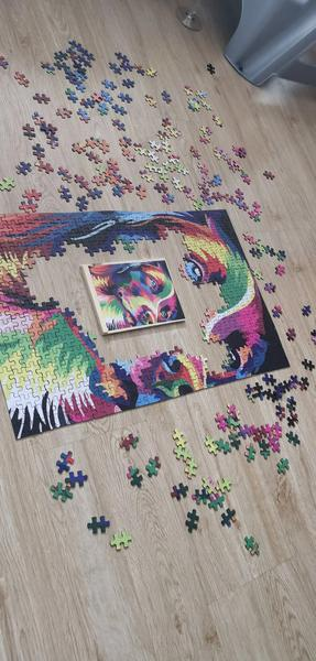Rompecabezas personalizado 500 piezas