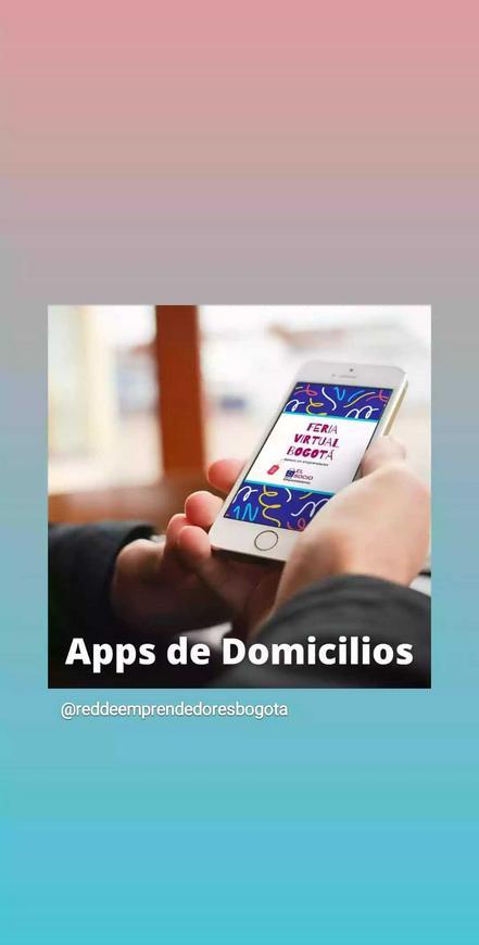 Creamos tu app de ventas y domicilio