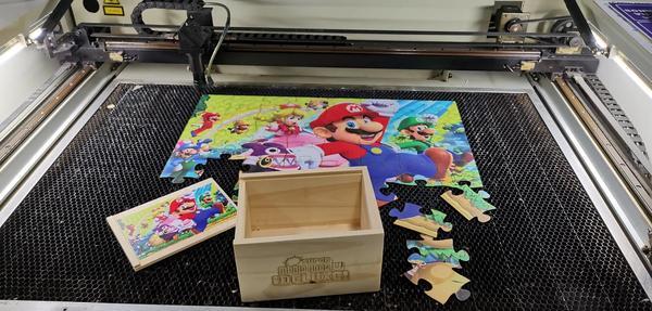 Rompecabezas personalizado 48 piezas