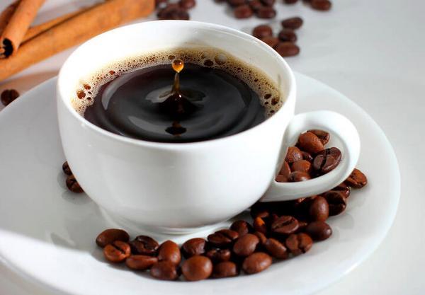Infusión de mangostán sabor café