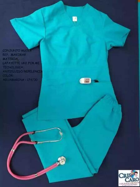 Uniforme para el profesional de la salud