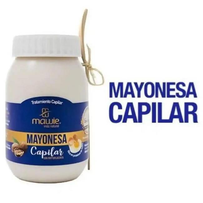 ¡Compra ya! Mayonesa capilar Mawie