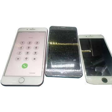 Cambio de pantalla en celulares