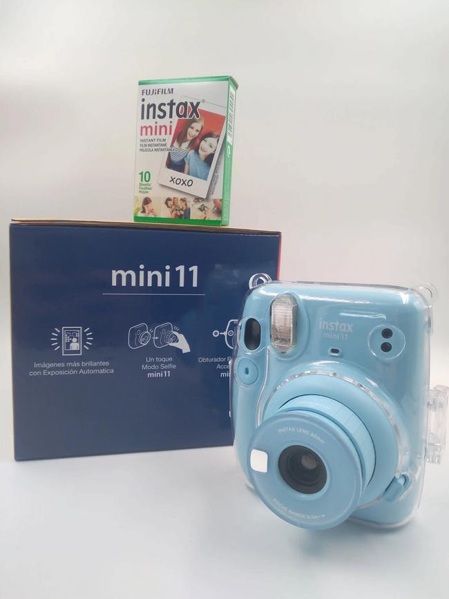 Cámara instantánea Instax Mini 11