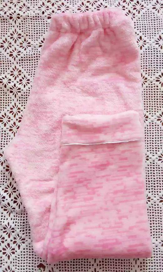 Pijama piel de conejo
