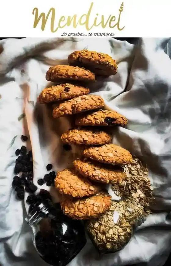 Pan multicereales y galletas