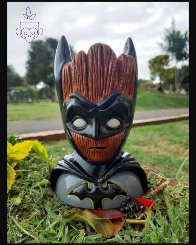Matera de Batman tipo groot
