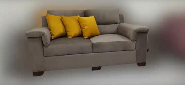 Sofá Italia color gris
