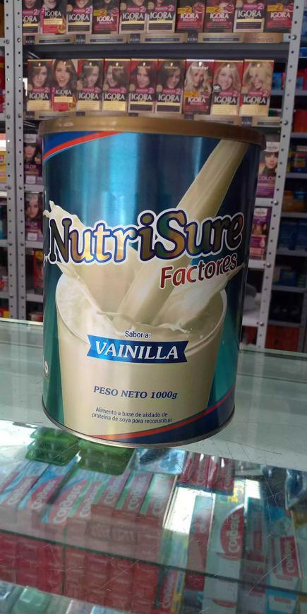 Multivitaminas de Nutrisure