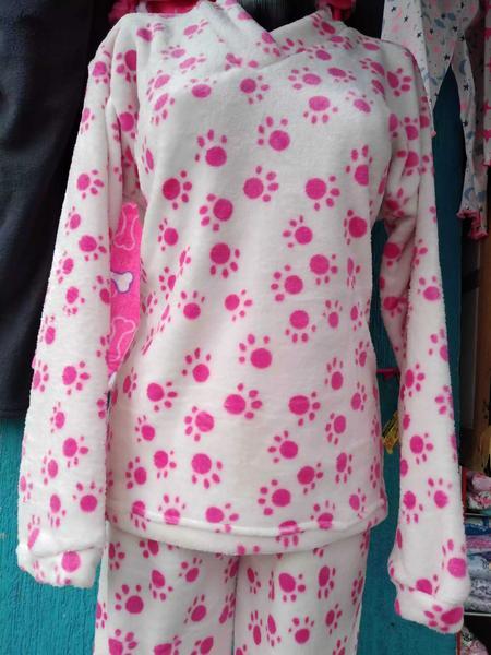 Pijama térmica de dos piezas