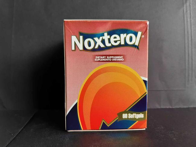 Suplemento dietario Noxterol