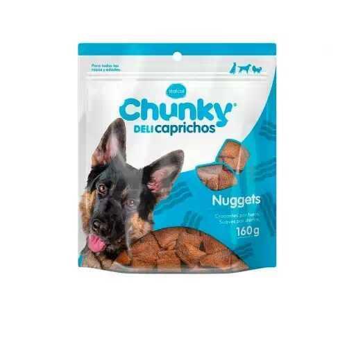 Chunky delicaprichos perros