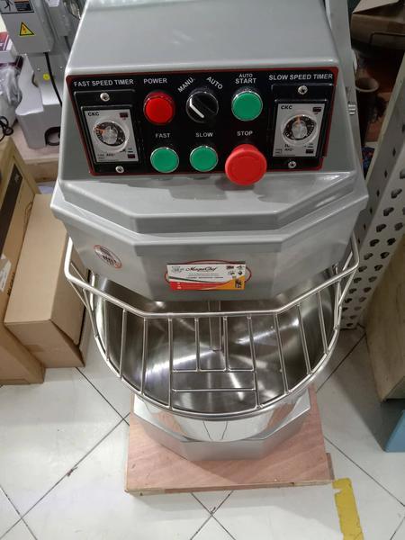 Amasadora industrial automática