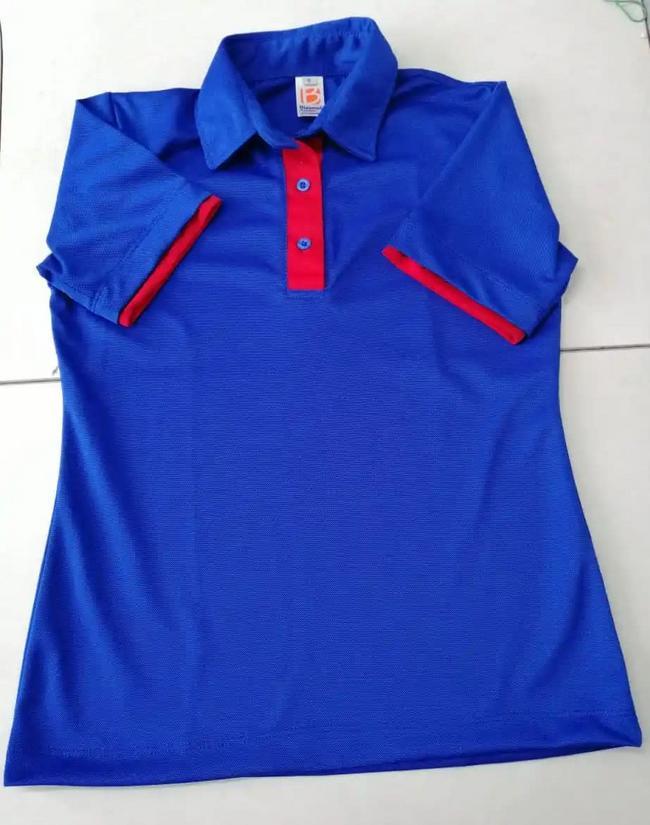 Camiseta tipo polo para hombre