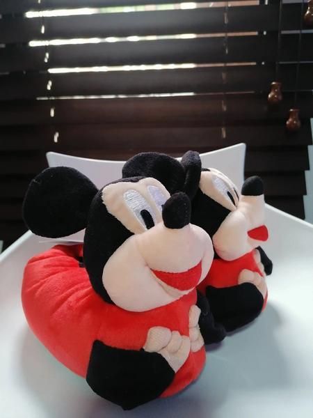 Babuchas de Mickey