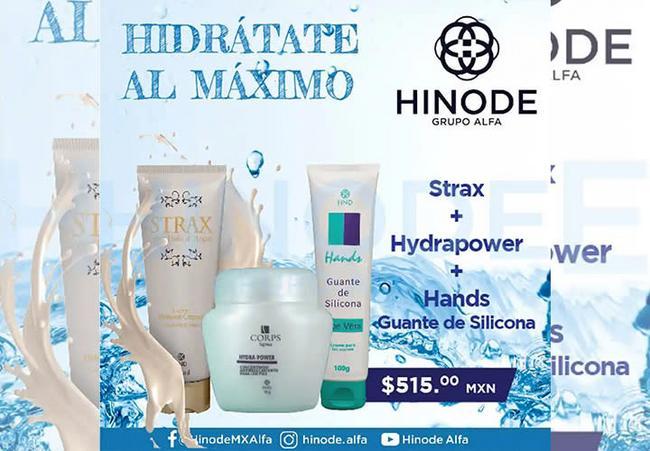Productos para hidratación