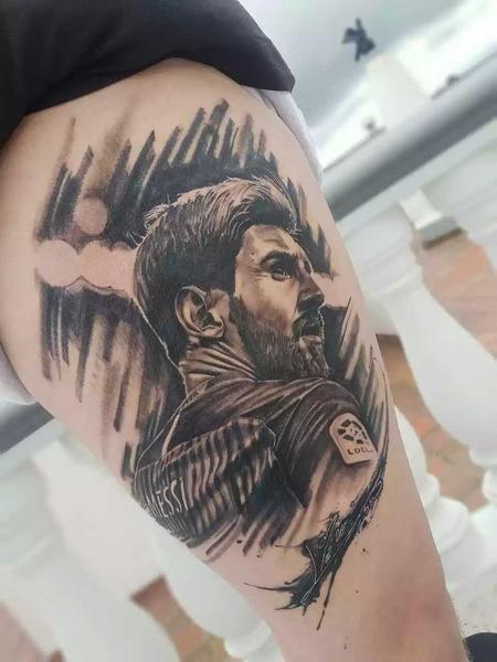 Tatuaje en realismo-sombras
