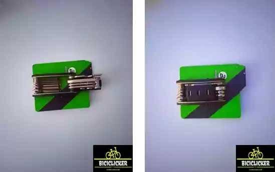 Llave herramienta múltiple para bicicleta