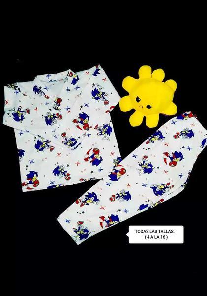 Pijama luminosa para niños