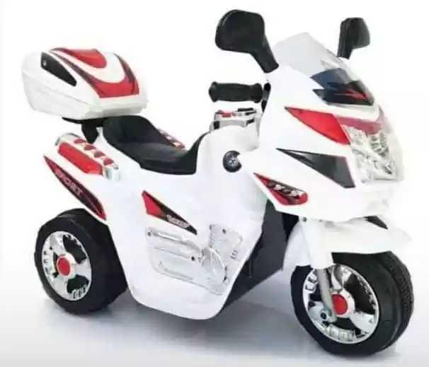 Moto eléctrica para niños de 1 a 4 años