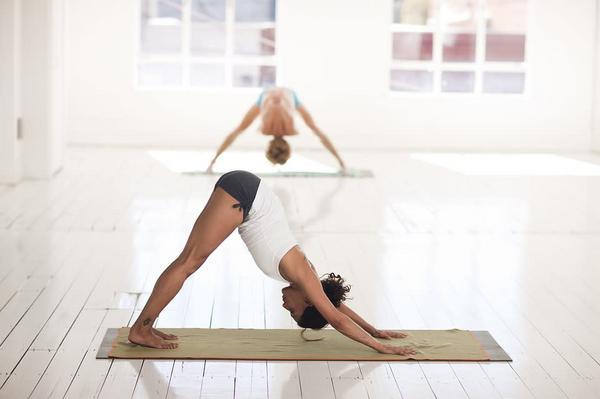 8 clases de Yoga.