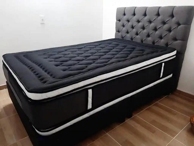 Combo base cama + cabecero +  pillow top