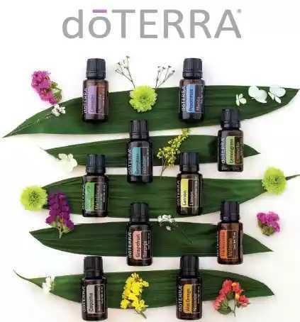 Aceites esenciales dōTERRA $430 MXN.