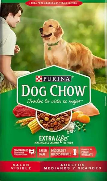 Dog chow adulto